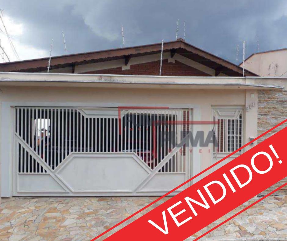 Casa com 3 dorms, Nova América, Piracicaba - R$ 480 mil, Cod: 490