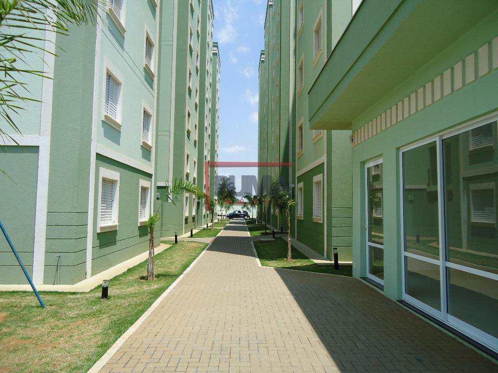 Apartamento com 2 dorms, Dois Córregos, Piracicaba - R$ 200 mil, Cod: 535