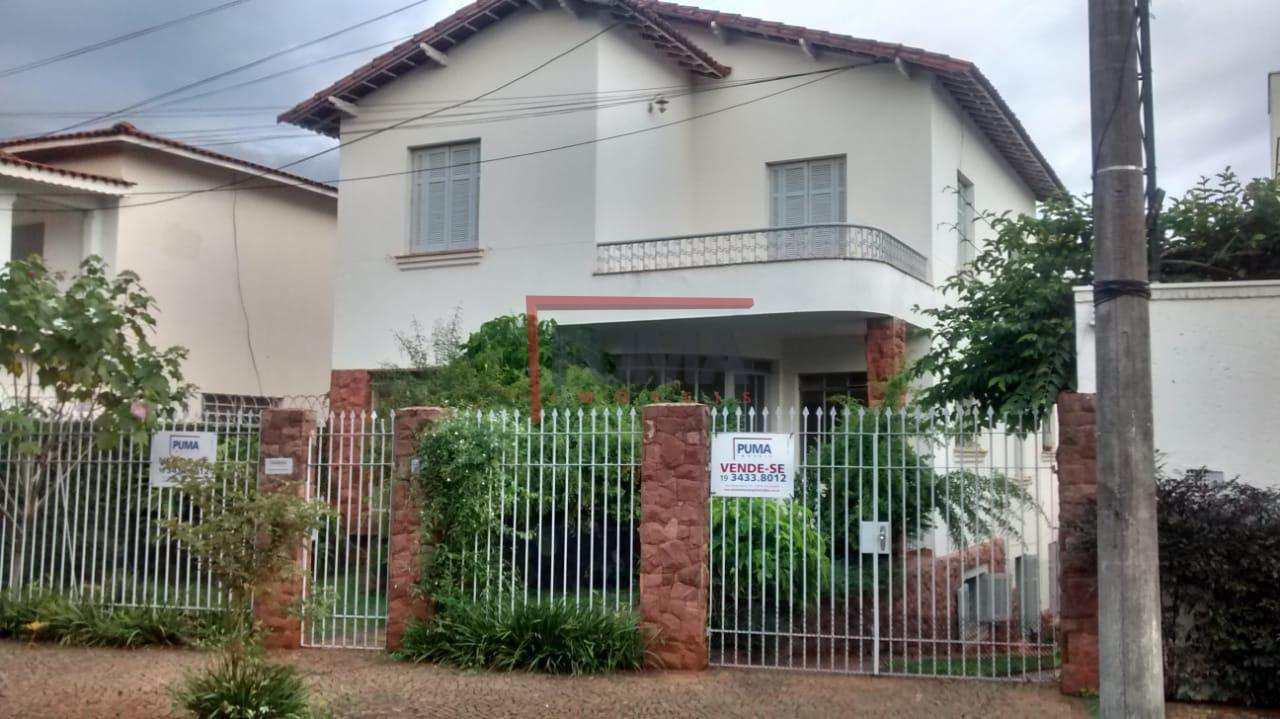 Casa, Cidade Jardim, Piracicaba - R$ 850 mil, Cod: 544