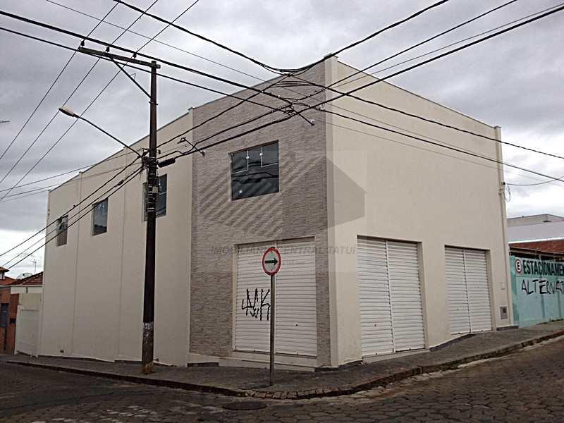 Galpão, código 51 em Tatuí, bairro Centro
