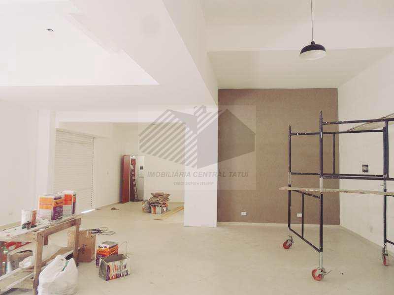 Salão com 3 dorms, Centro, Tatuí, Cod: 166