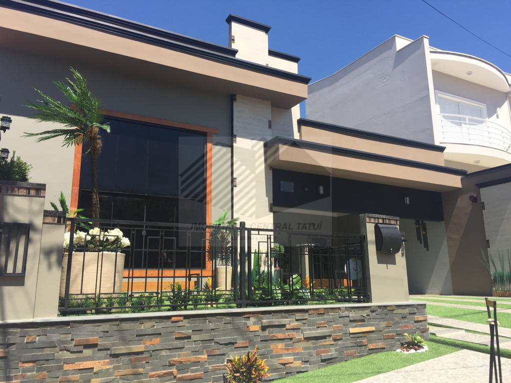 Casa de Condomínio com 4 dorms, Vila Monte Verde, Tatuí - R$ 1.39 mi, Cod: 345