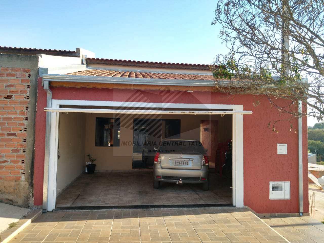 Casa com 3 dorms, Jardim Residencial Santa Cruz, Tatuí - R$ 280 mil, Cod: 407