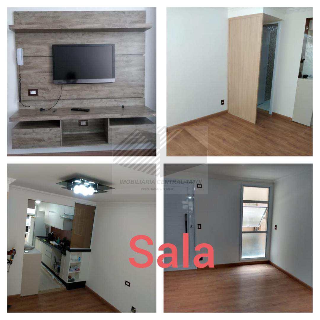 Apartamento com 2 dorms, Central Parque Sorocaba, Sorocaba - R$ 215 mil, Cod: 605