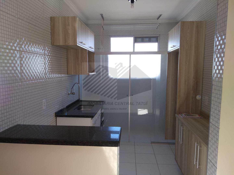 Apto com 2 dorms, Vila São Lázaro, Tatuí - R$ 130 mil, Cod: 637