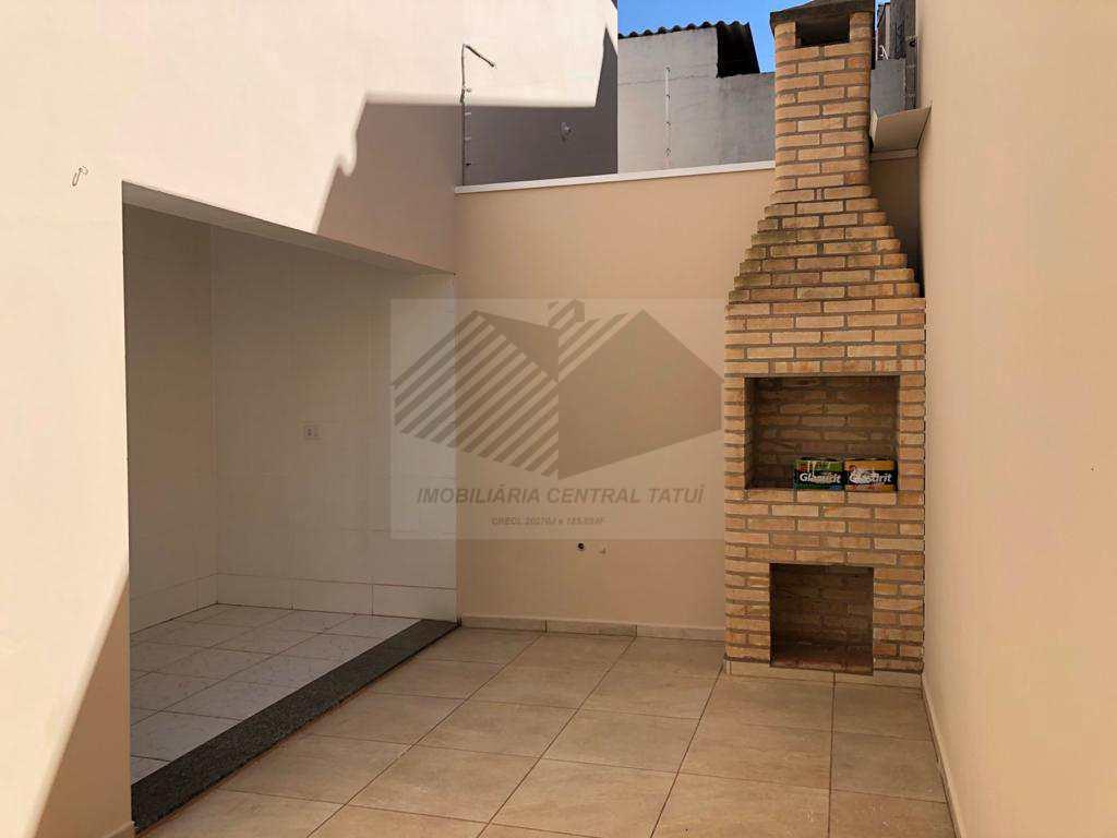 Casa com 3 dorms, Jardim Residencial Santa Cruz, Tatuí - R$ 440 mil, Cod: 644