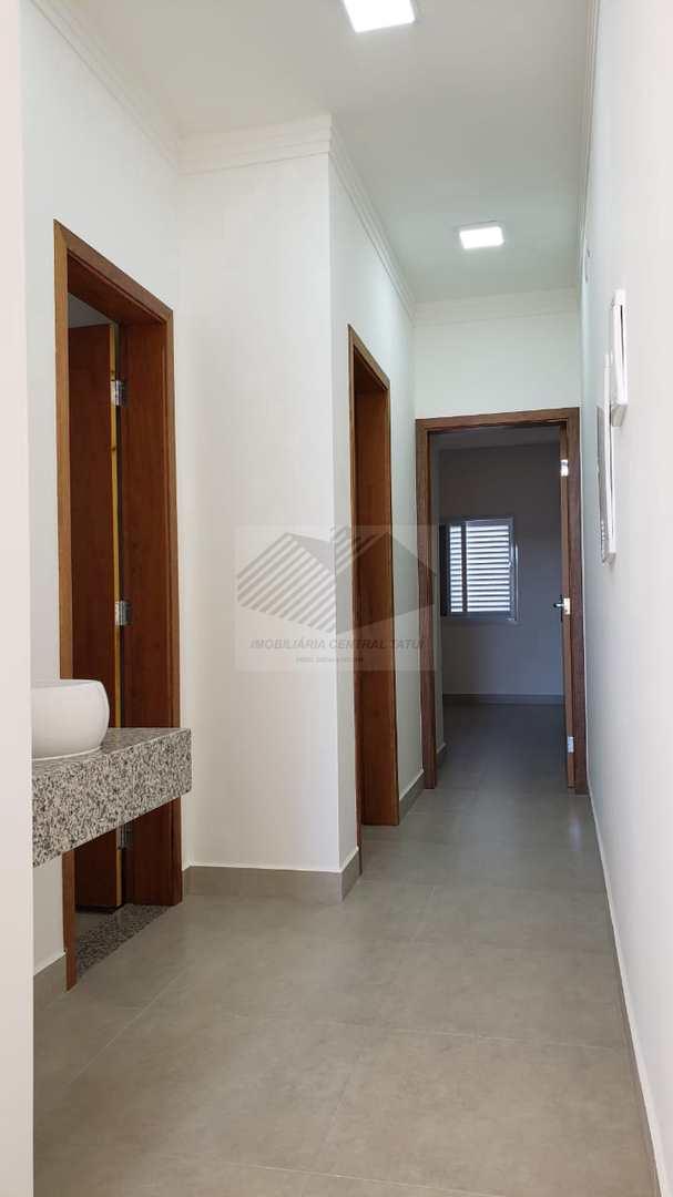 Casa de Condomínio com 3 dorms, Residencial Bosques dos Ipês, Tatuí - R$ 450 mil, Cod: 659