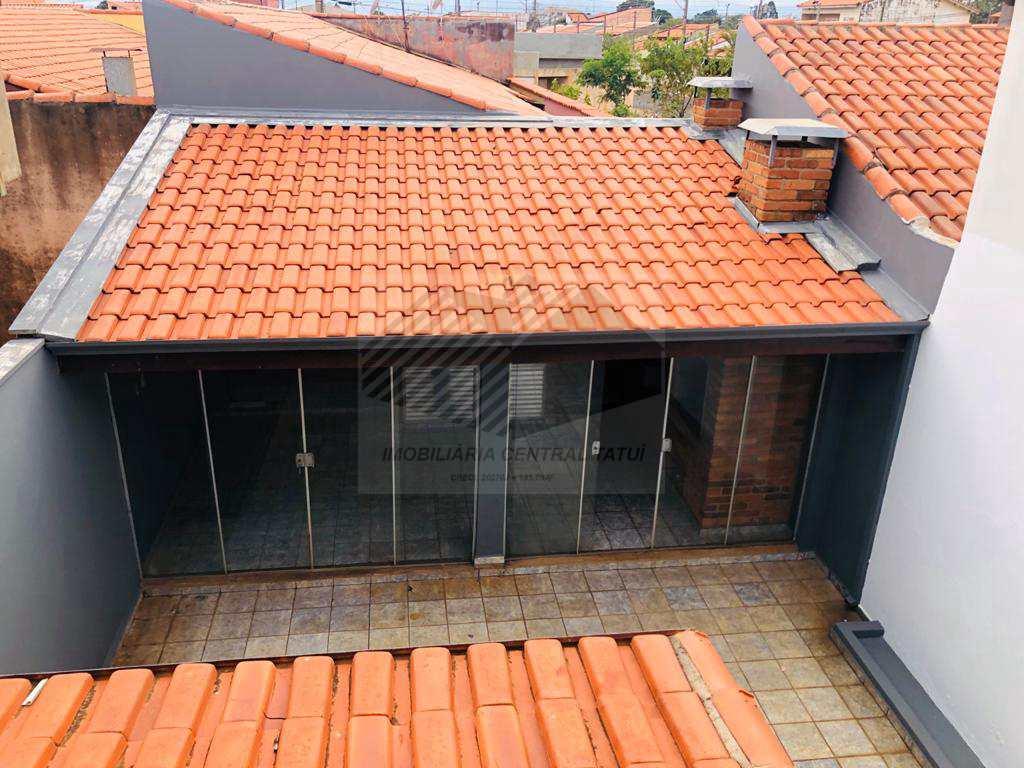 Casa com 2 dorms, Jardim Aeroporto, Tatuí, Cod: 670