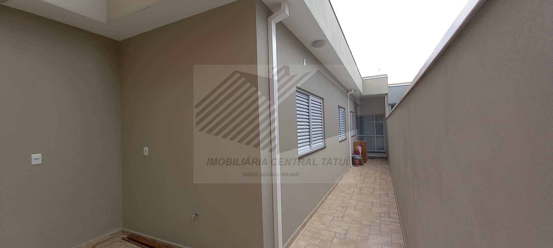 Casa com 3 dorms, Jardim Mantovani, Tatuí, Cod: 708