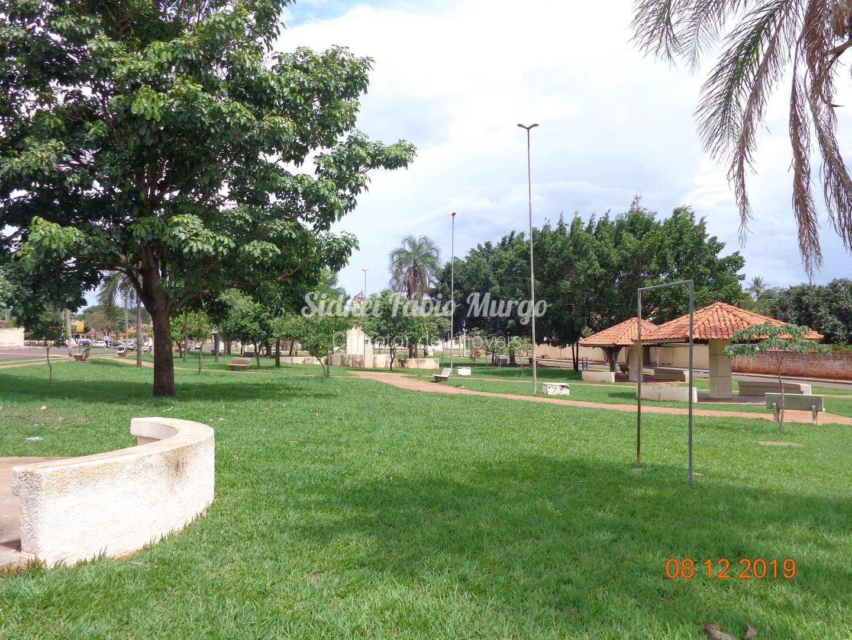 Praça publica da feira