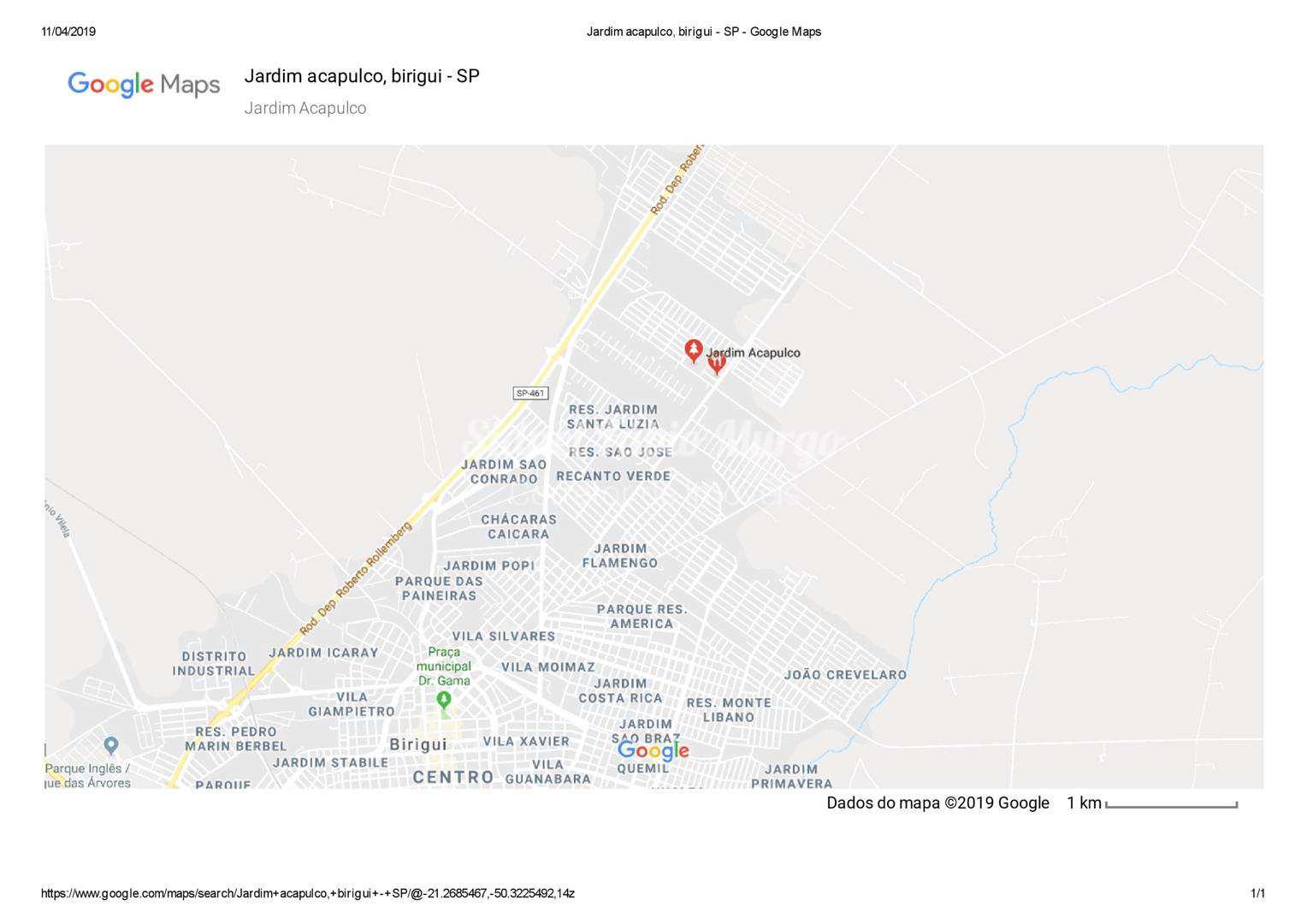 Loteamento, Jardim Acapulco, Birigui - R$ 64.4 mil, Cod: 59