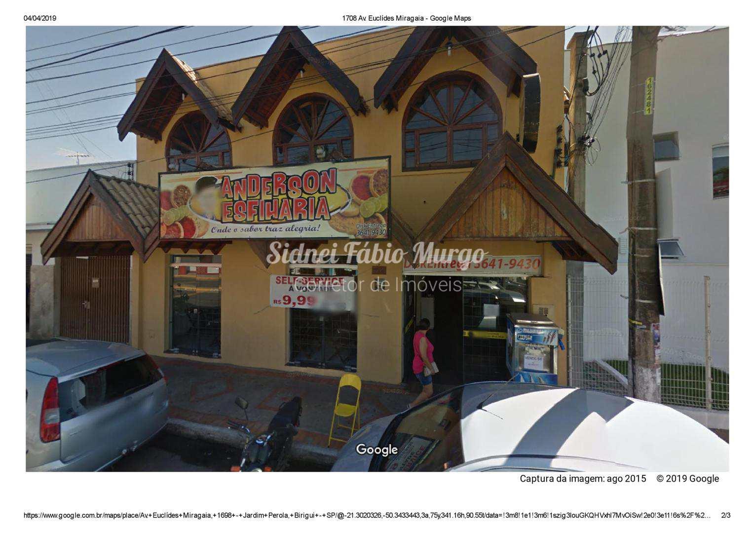 Sobrado, Jardim Jussara Maria, Birigui - R$ 418 mil, Cod: 105