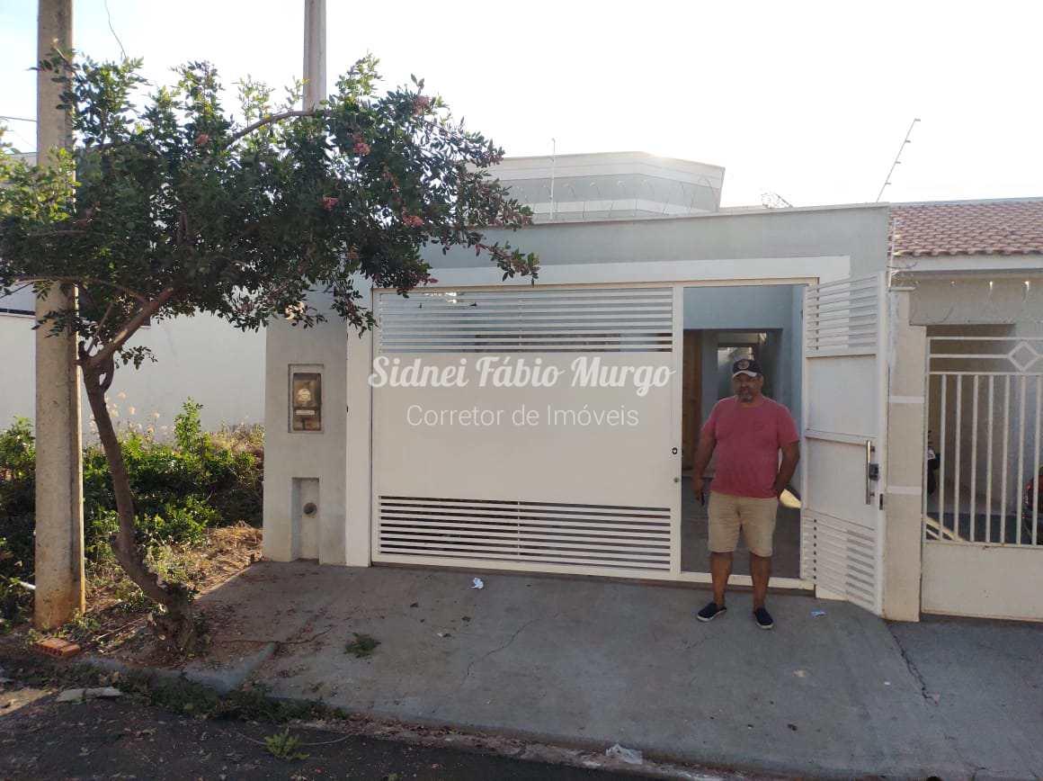 Casa com 2 dorms, Residencial Atenas, Birigui - R$ 155 mil, Cod: 214