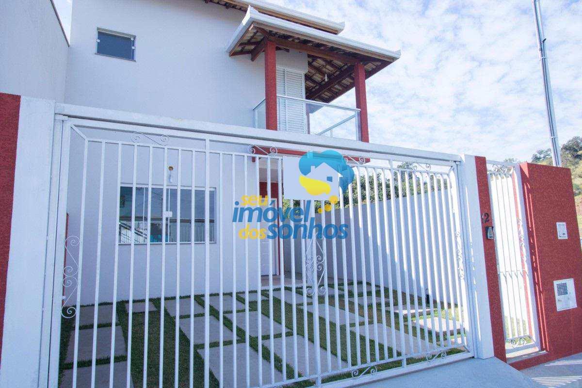 Casa de Condomínio com 3 dorms, Residencial Quinta dos Vinhedos, Bragança Paulista - R$ 415.000,00, 114m² - Codigo: 22