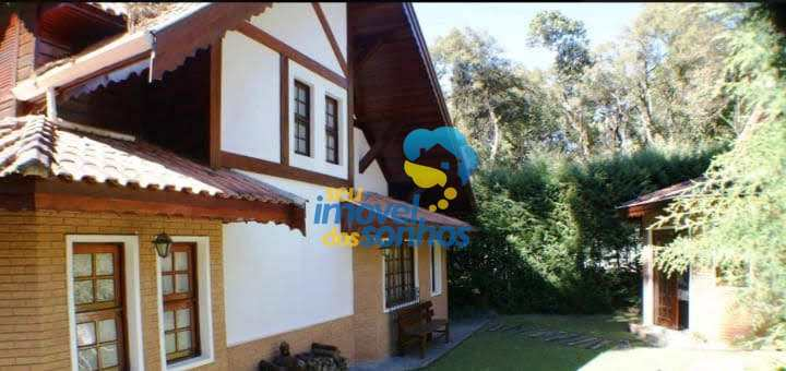 Casa com 5 dorms, Vila Inglesa, Campos do Jordão - R$ 850 mil, Cod: 50