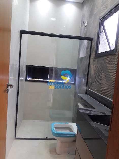 Casa com 3 dorms, Residencial Piemonte, Bragança Paulista - R$ 460 mil, Cod: 272