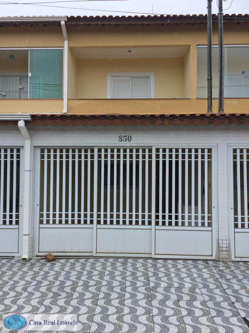 Casa com 2 dorms, Canto do Forte, Praia Grande - R$ 280.000,00, Codigo: 71