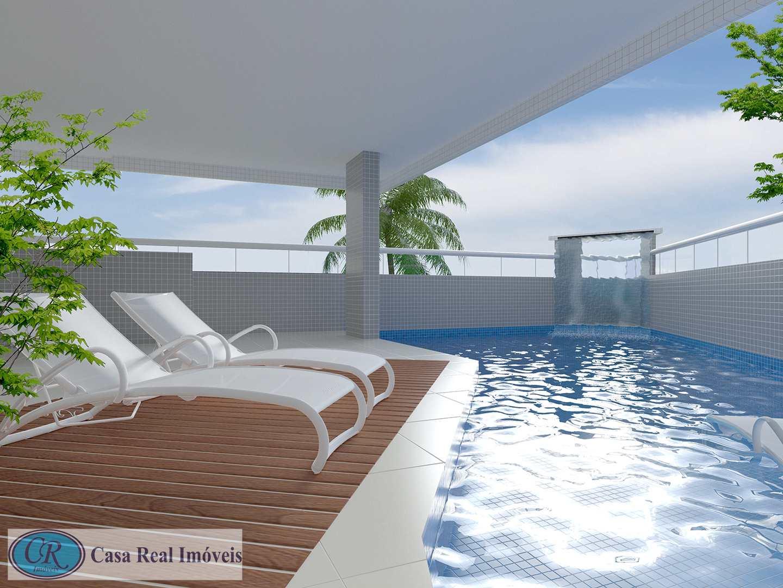 Últimas unidades 2 dorms, Mirim, Praia Grande -