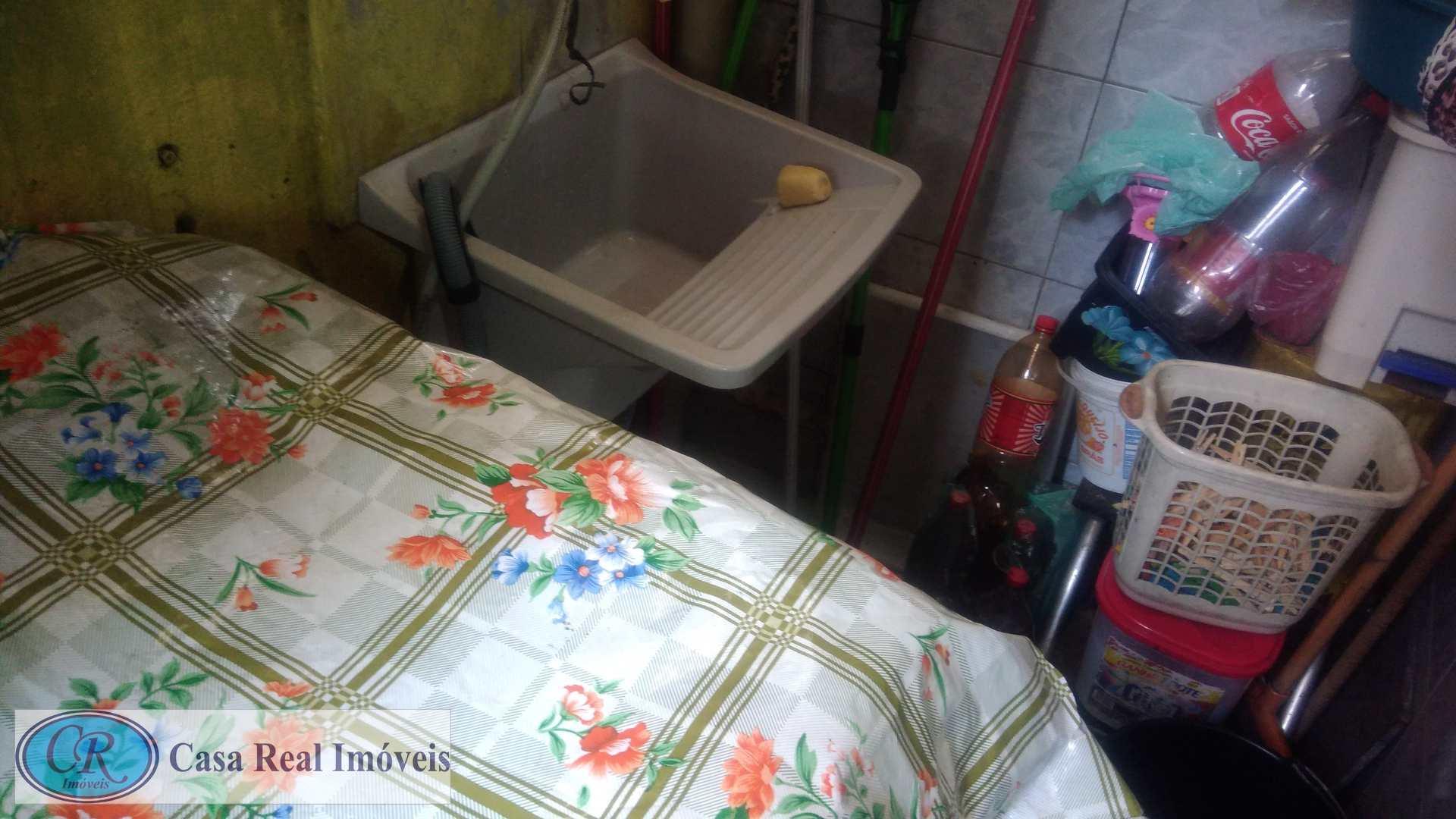Casa de Condomínio com 2 dorms, Tupi, Praia Grande - R$ 165 mil, Cod: 343