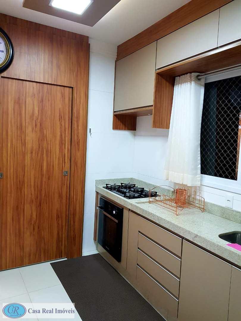 Apartamento com 3 dorms,3 suites, Vista p/Mar/Porteira Fechada