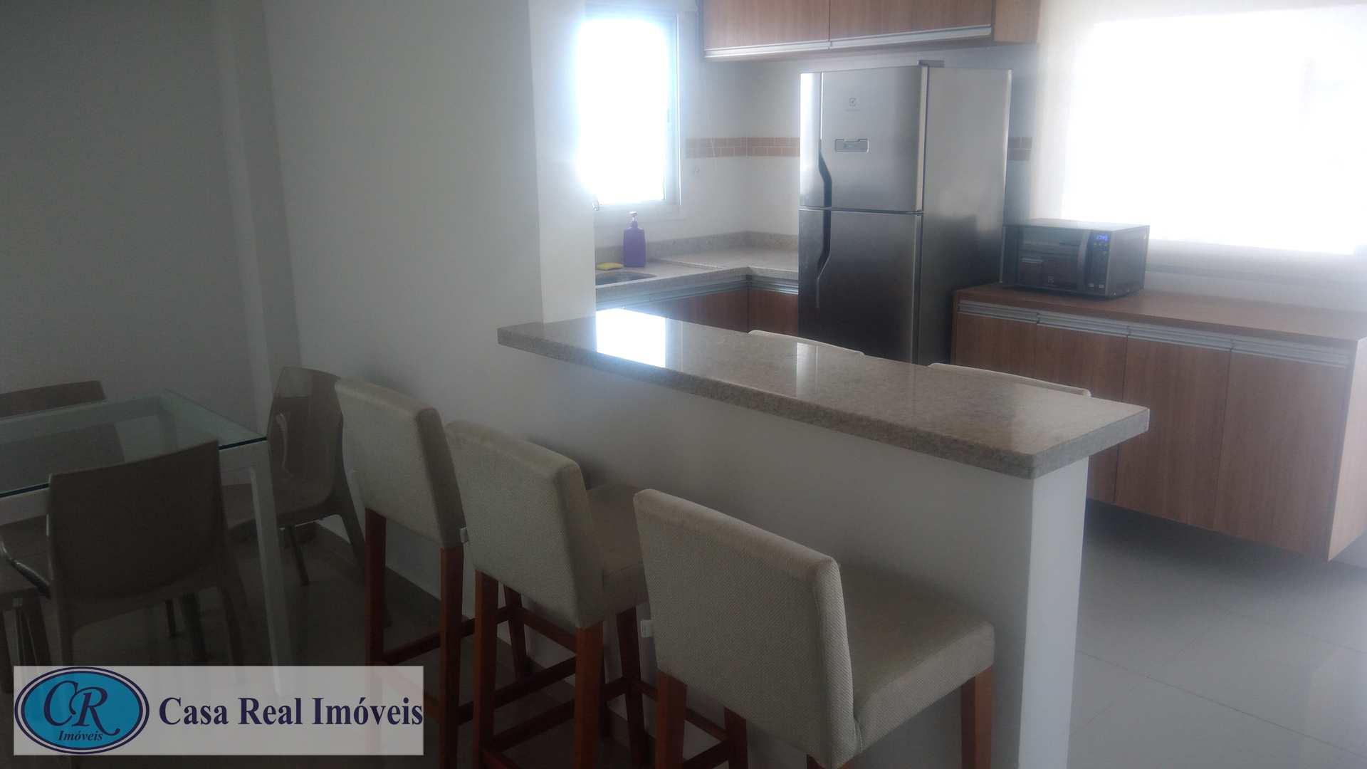 Apartamento com 2 dorms, Aviação, Praia Grande - R$ 270 mil, Cod: 396