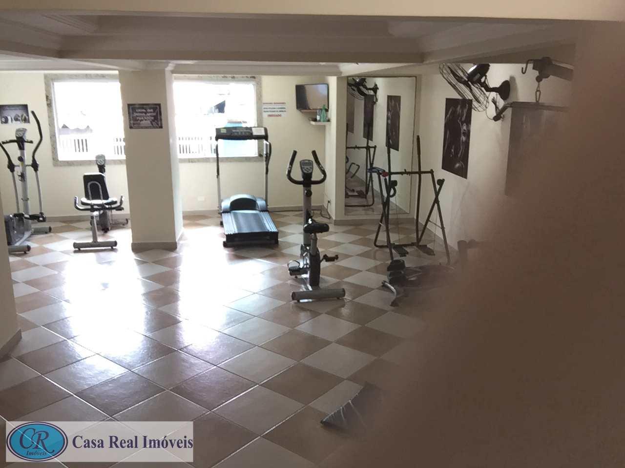 Apartamento com 1 dorm, Aviação, Praia Grande - R$ 170 mil, Cod: 399