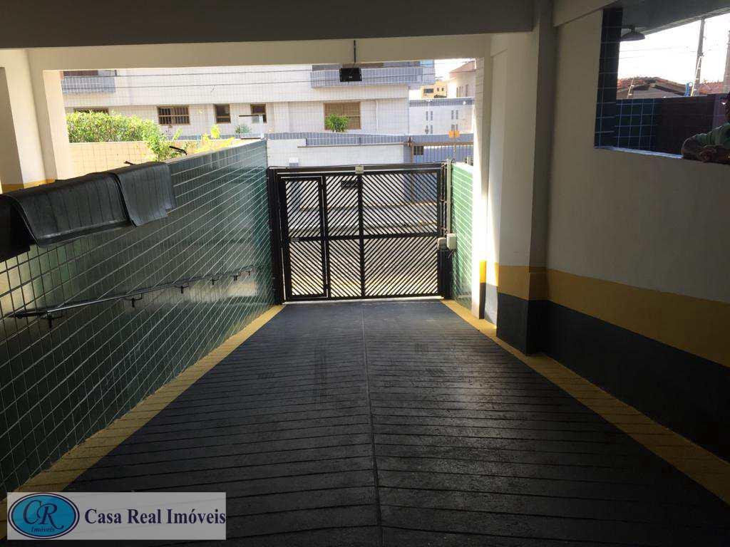 Apartamento com 1 dorm, Tupi, Praia Grande - R$ 165 mil, Cod: 418