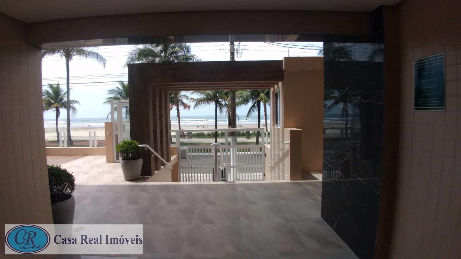 Prédio Frente Mar  2 dorms, Caiçara, Praia Grande -