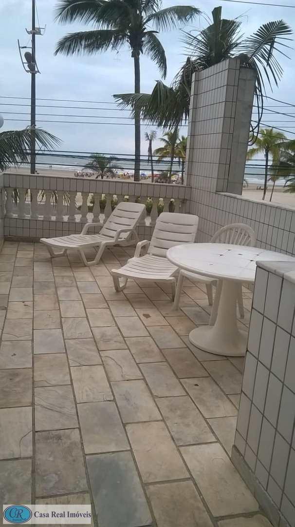Frente Mar 2 dorms, Aviação, Praia Grande - R$ 250 mil