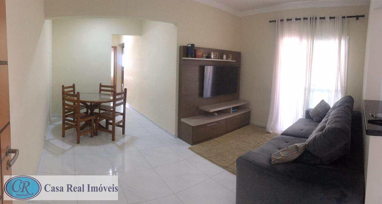 Apartamento com 3 dorms, Aviação, Praia Grande - R$ 500 mil, Cod: 491