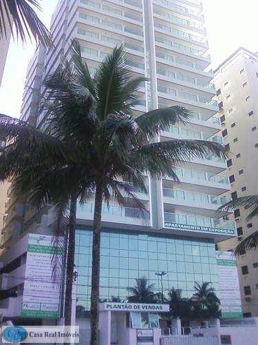 Maravilhoso 3 dorms FRENTE MAR, Praia Grande - R$ 850 mil