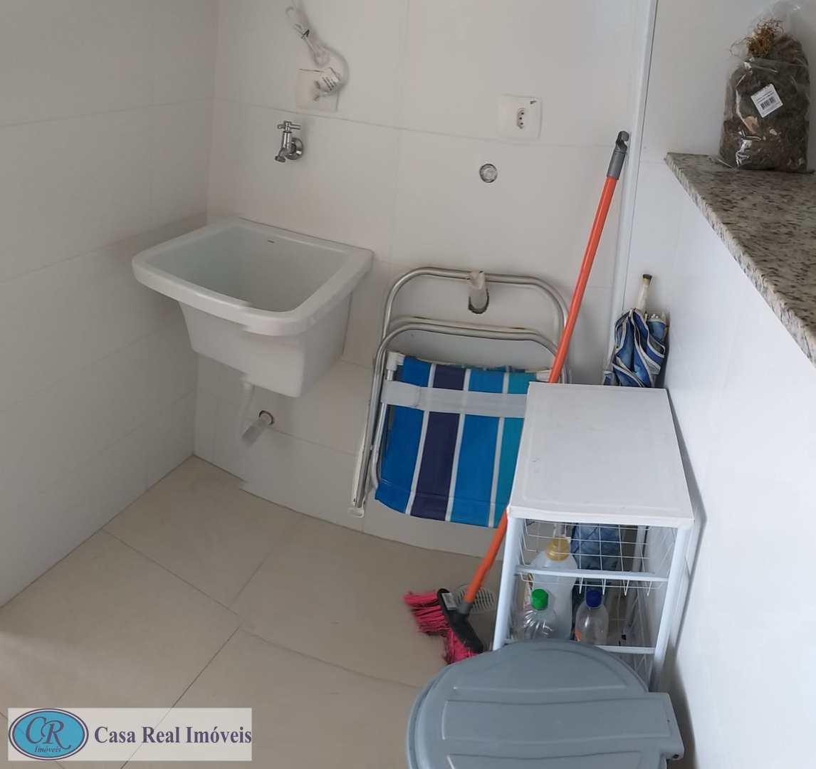 Vista Mar com 3 dorms, Aviação, Praia Grande - R$ 599 mil