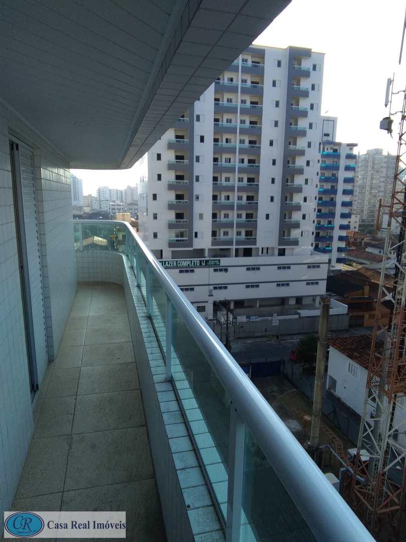 Apartamento com 2 dorms, Ocian, Praia Grande, Cod: 527