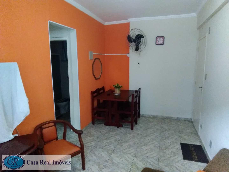 Apartamento com 1 dorm, Aviação, Praia Grande - R$ 165 mil, Cod: 666