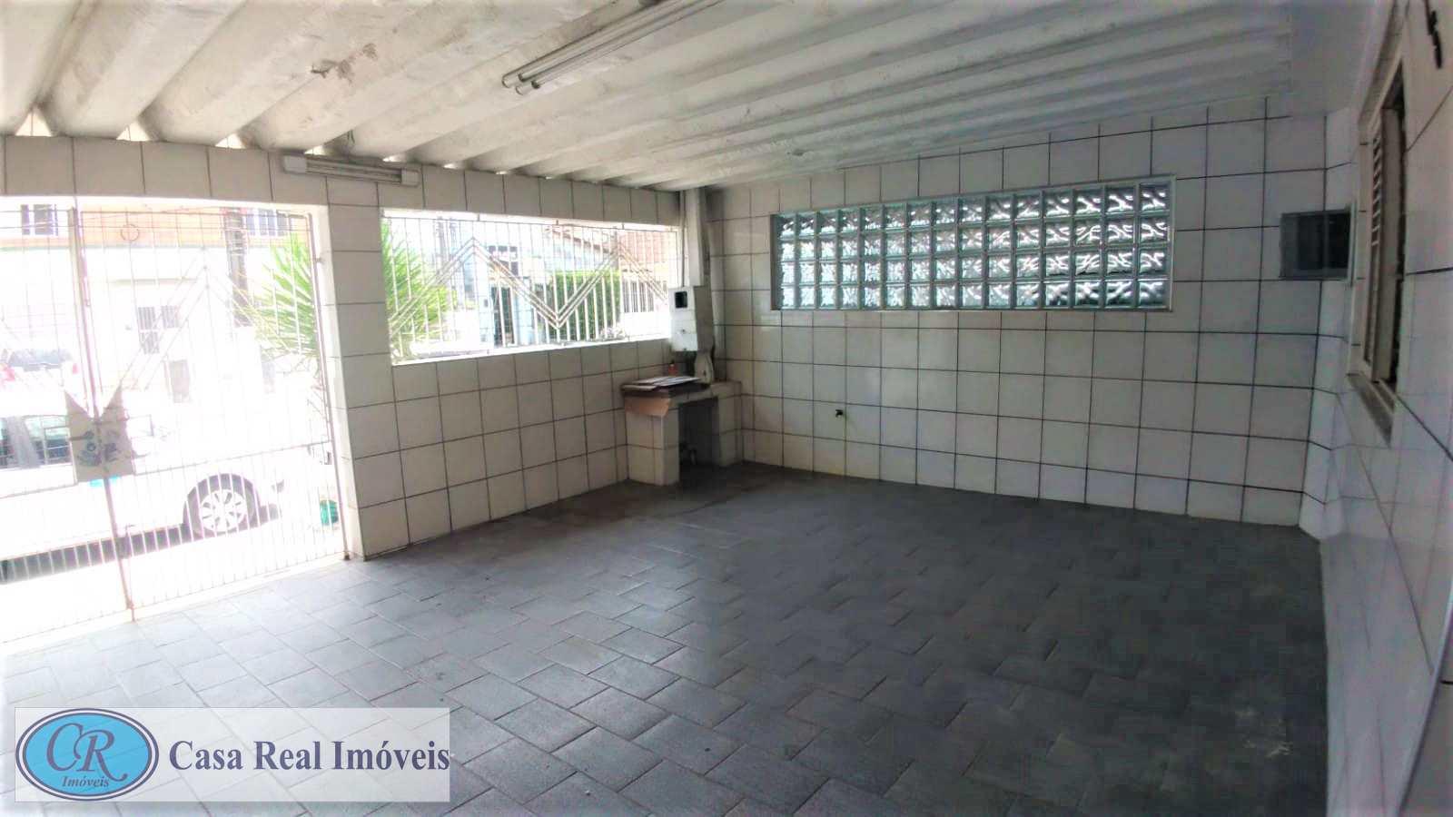 Casa com 2 dorms, Boqueirão, Praia Grande - R$ 398 mil, Cod: 673
