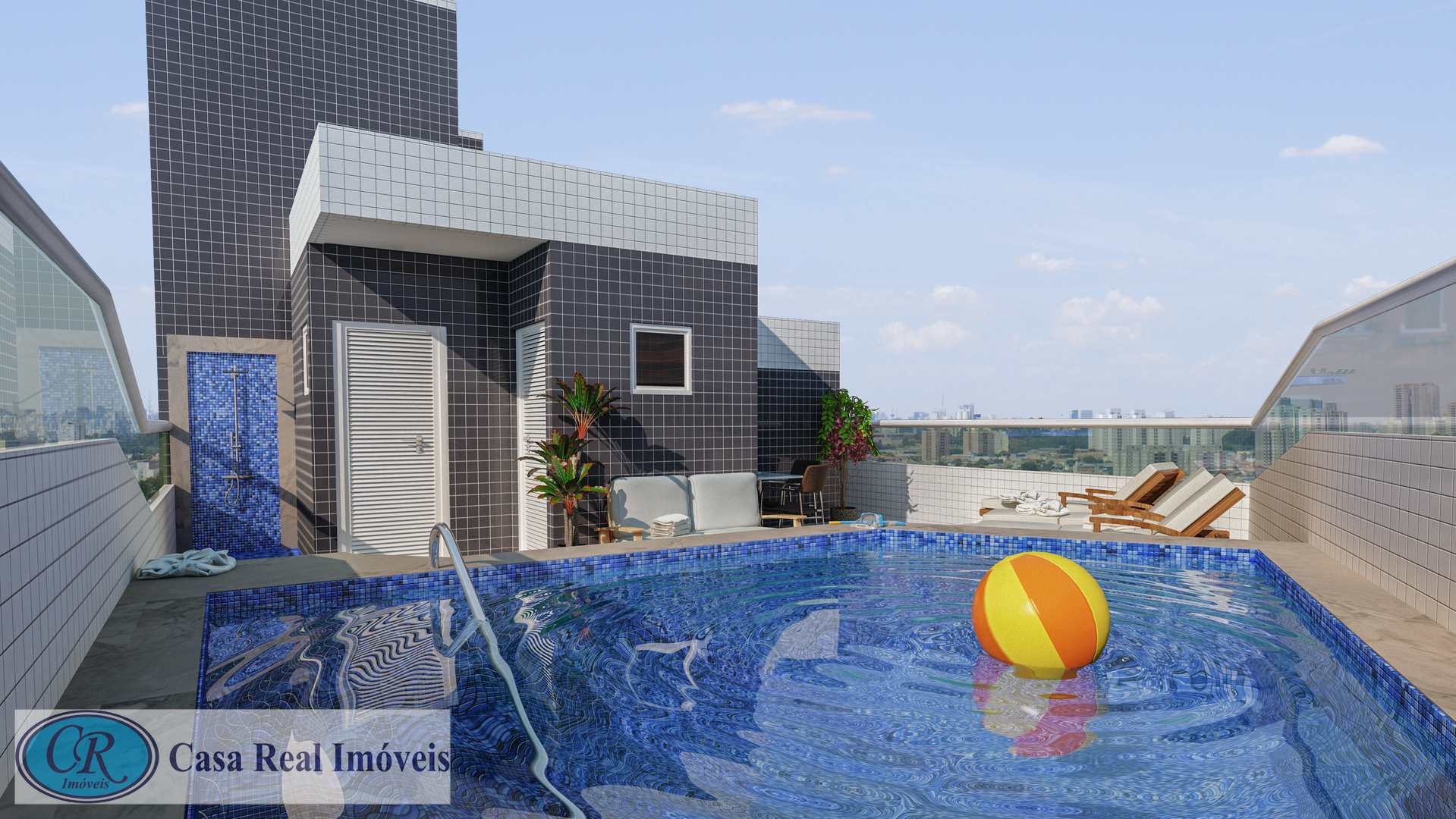Apartamento com 1 dorm, Guilhermina, Praia Grande - R$ 49 mil, Cod: 681