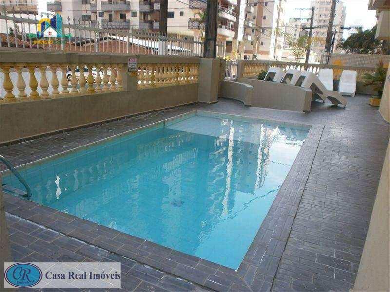 Apartamento com 1 dorm, Tupi, Praia Grande - R$ 150 mil, Cod: 688