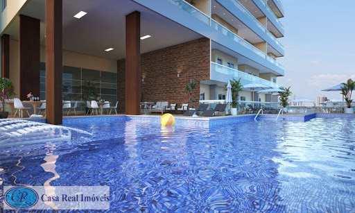 Apartamento com 2 dorms, Canto do Forte, Praia Grande - R$ 285 mil, Cod: 692