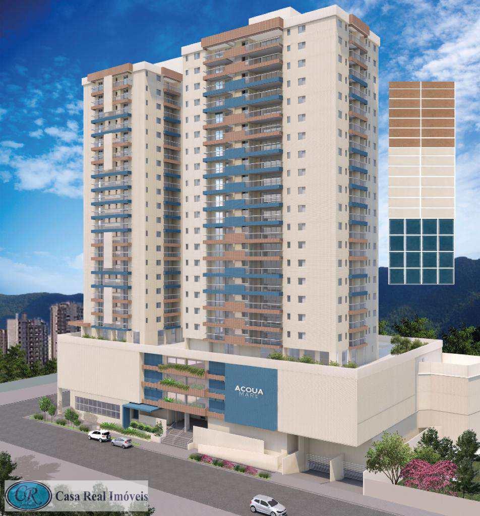 Apartamento com 2 dorms, Aviação, Praia Grande - R$ 80 mil, Cod: 697