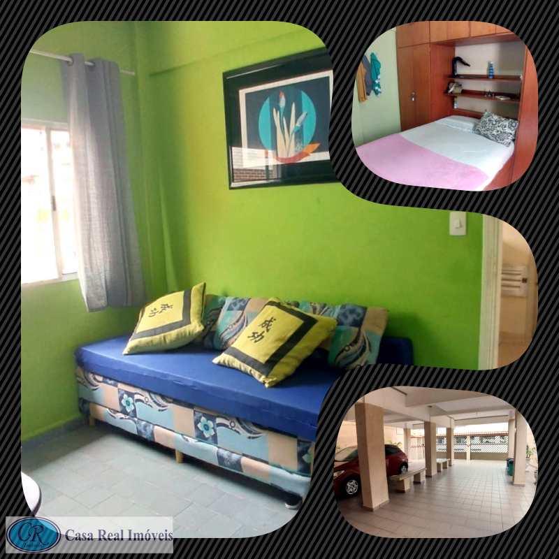 Apartamento com 1 dorm, Tupi, Praia Grande - R$ 130 mil, Cod: 698