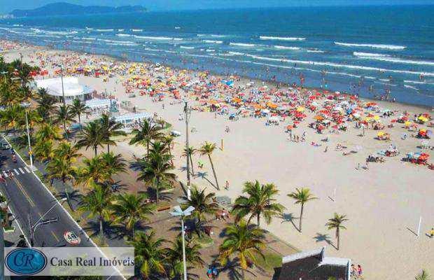 Kitnet com 1 dorm, Aviação, Praia Grande - R$ 110 mil, Cod: 699