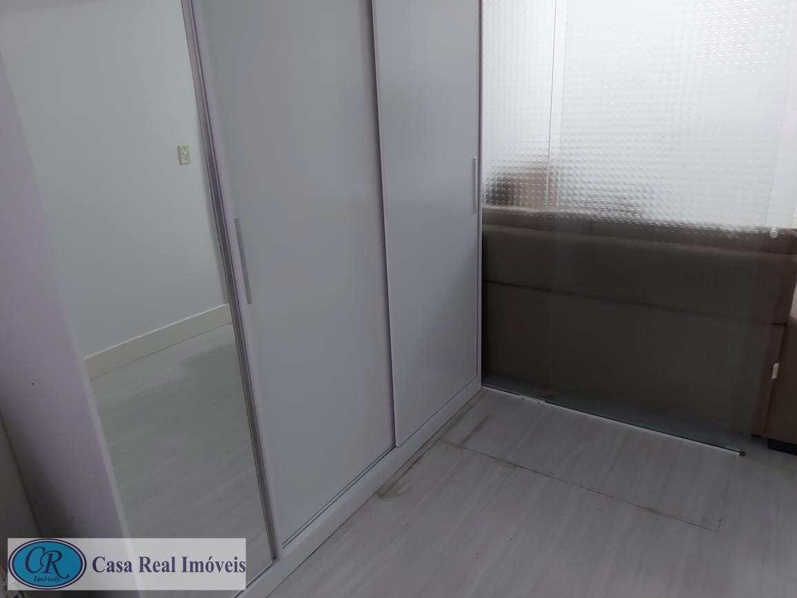 Apartamento com 1 dorm, Canto do Forte, Praia Grande - R$ 240 mil, Cod: 711