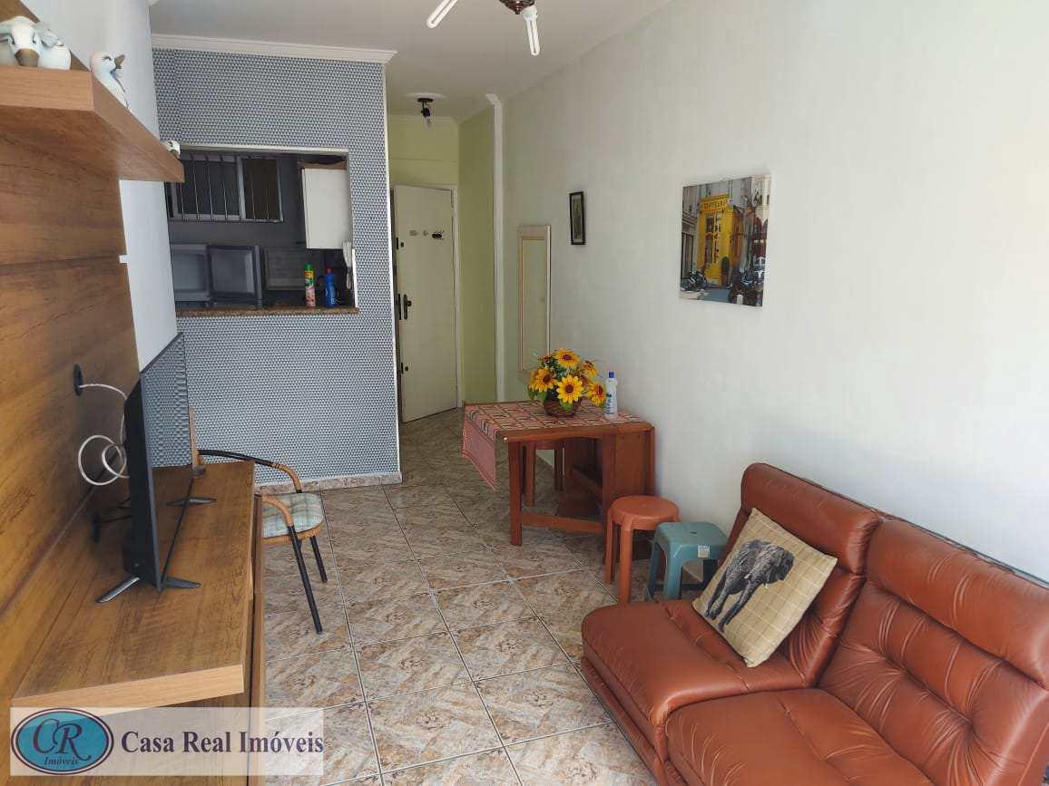 Apartamento com 1 dorm, Aviação, Praia Grande - R$ 190 mil, Cod: 714