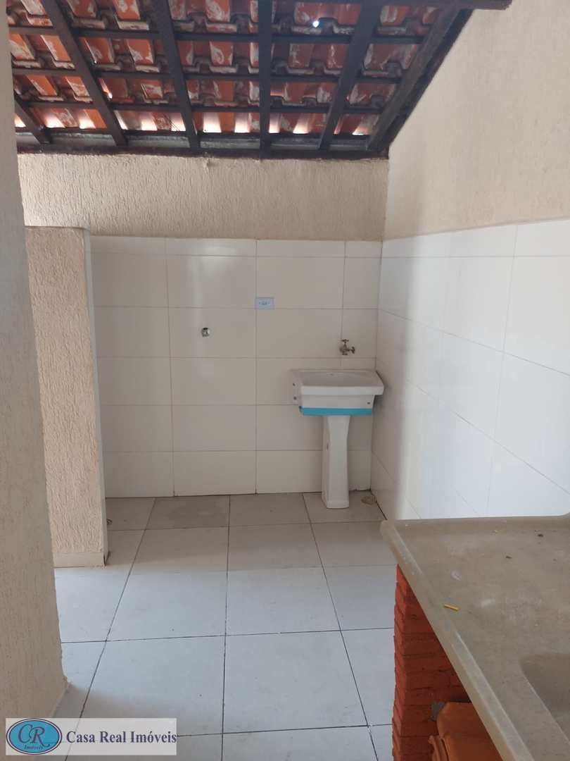 Casa com 2 dorms, Guilhermina, Praia Grande - R$ 380 mil, Cod: 722