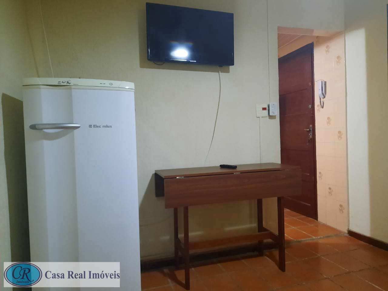 Kitnet com 1 dorm, Aviação, Praia Grande - R$ 120 mil, Cod: 723