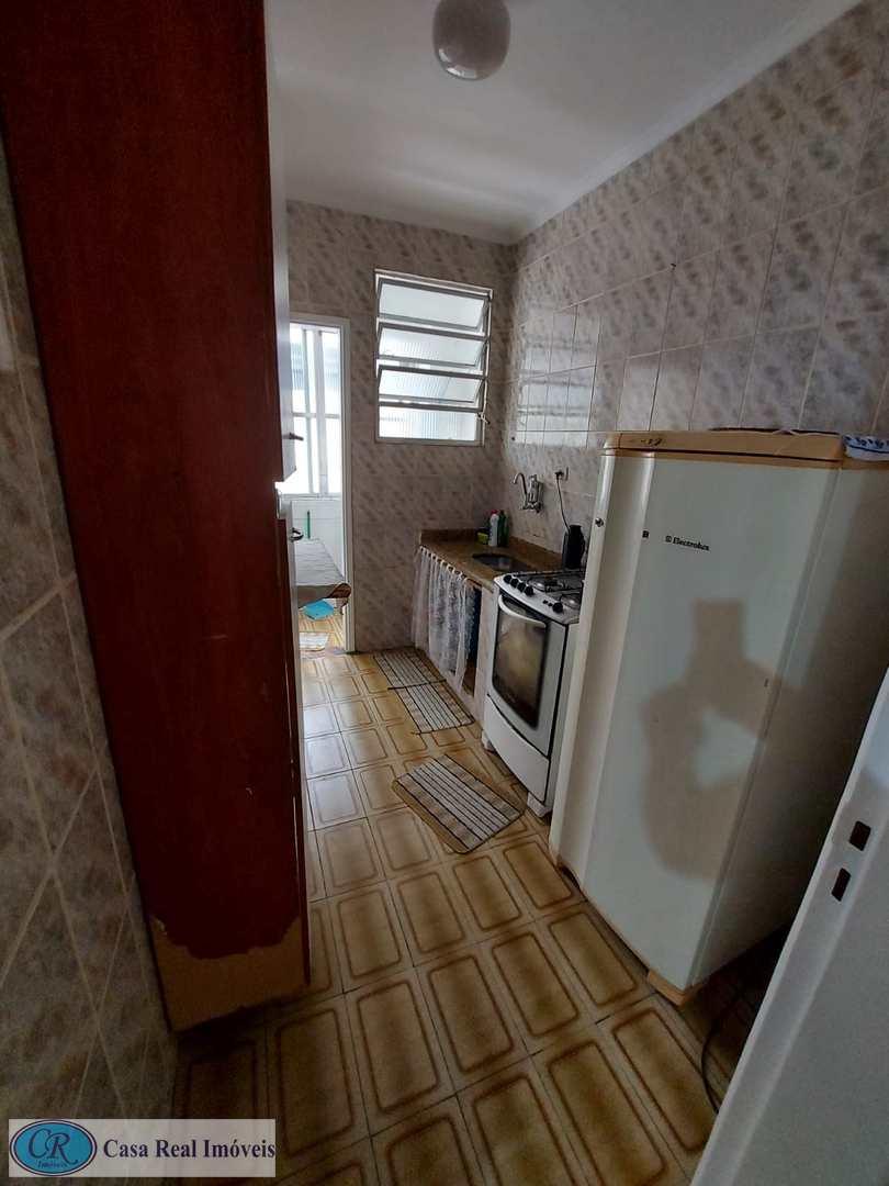Apartamento com 1 dorm, Aviação, Praia Grande - R$ 150 mil, Cod: 729