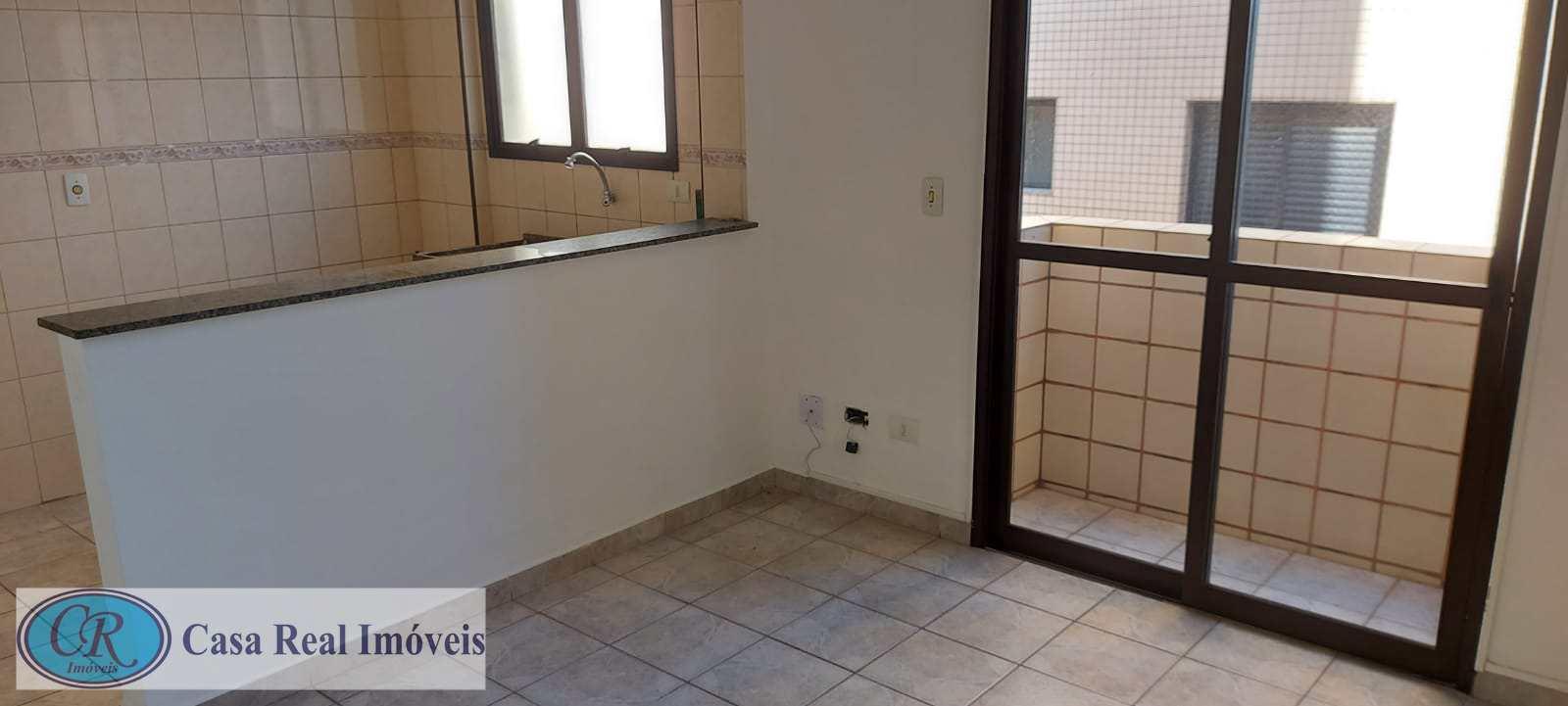Apartamento com 2 dorms, Guilhermina, Praia Grande - R$ 210 mil, Cod: 739