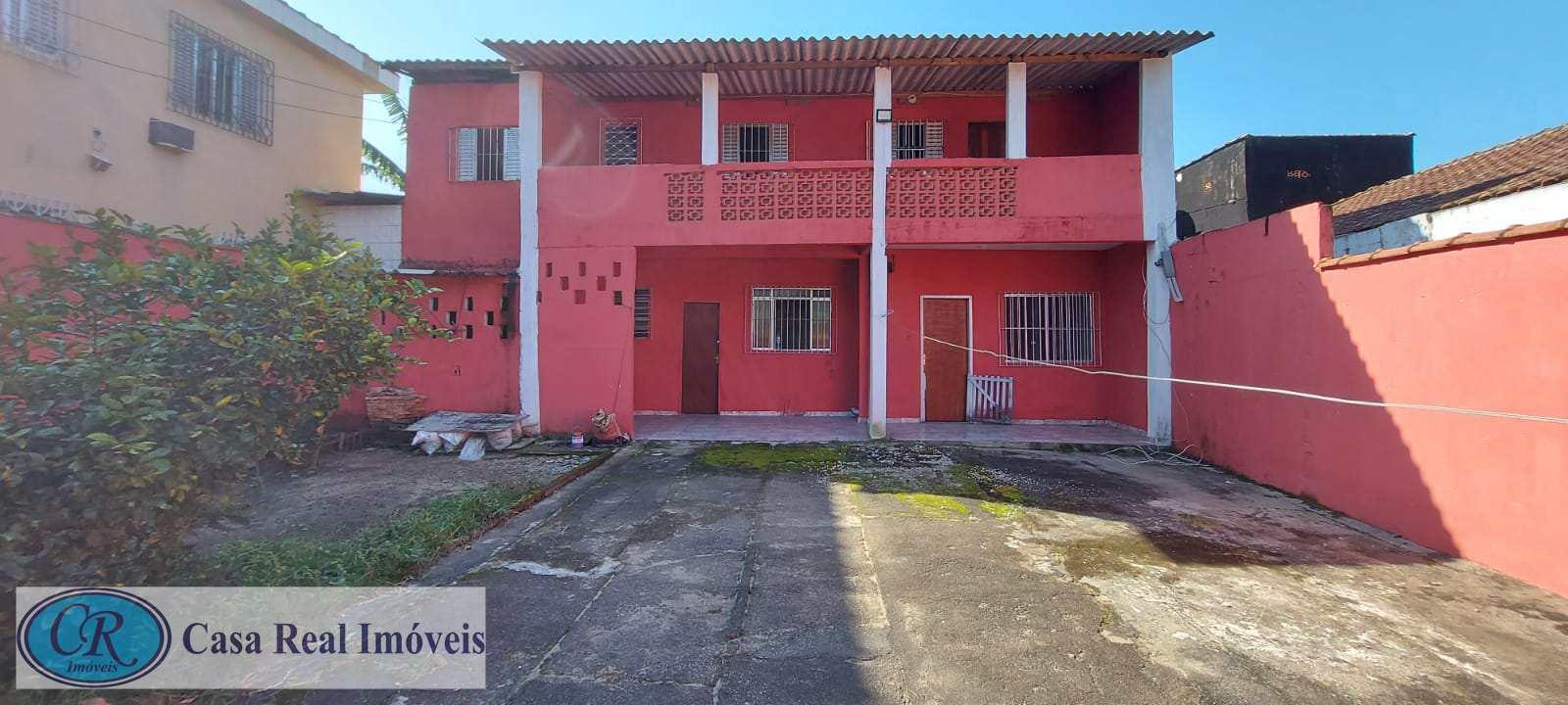 Casa com 3 dorms, Catiapoa, São Vicente, Cod: 743