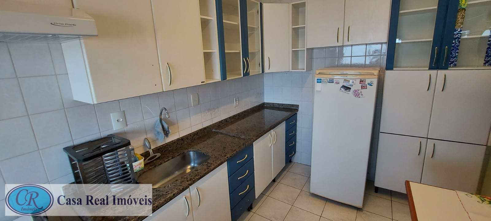 Apartamento com 2 dorms, Canto do Forte, Praia Grande - R$ 320 mil, Cod: 746