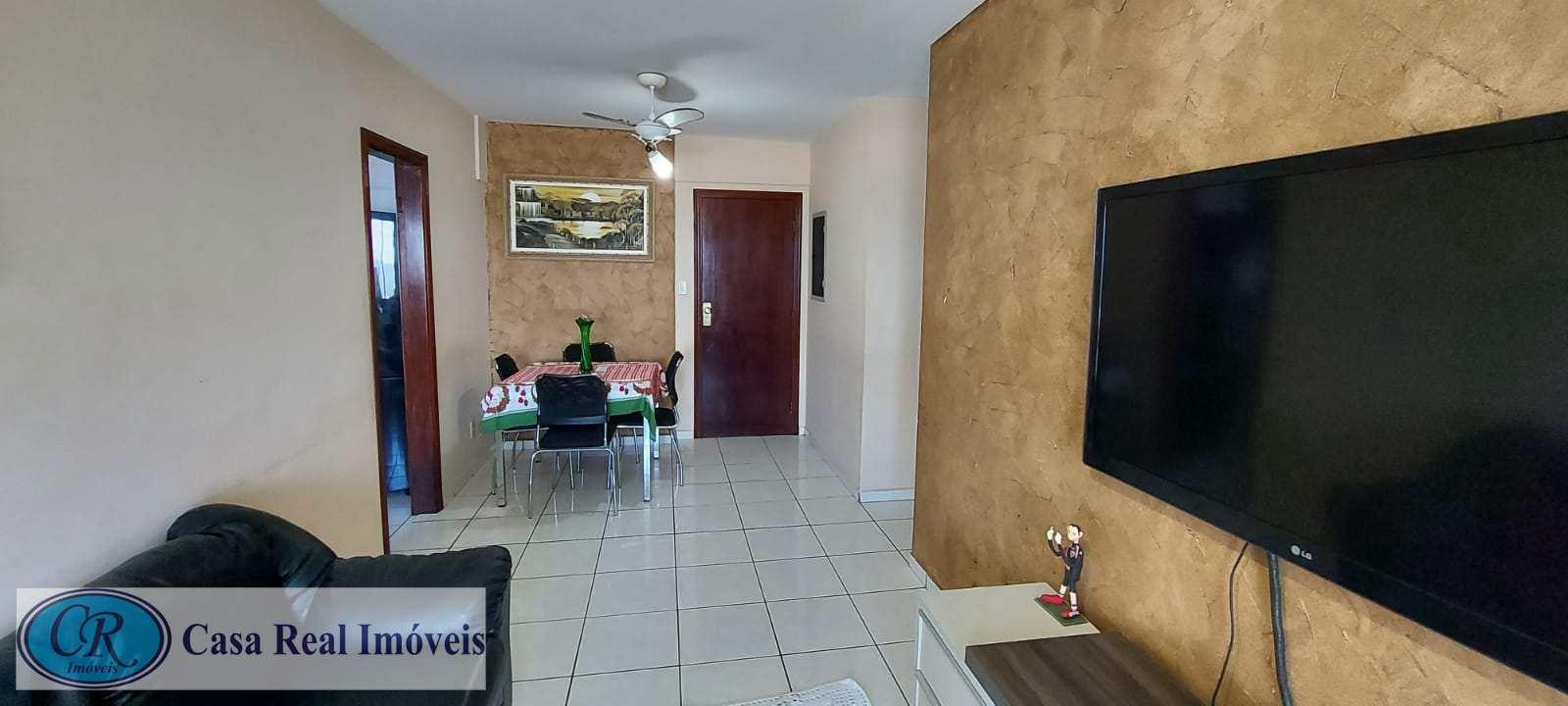 Apartamento com 2 dorms, Aviação, Praia Grande - R$ 380 mil, Cod: 761